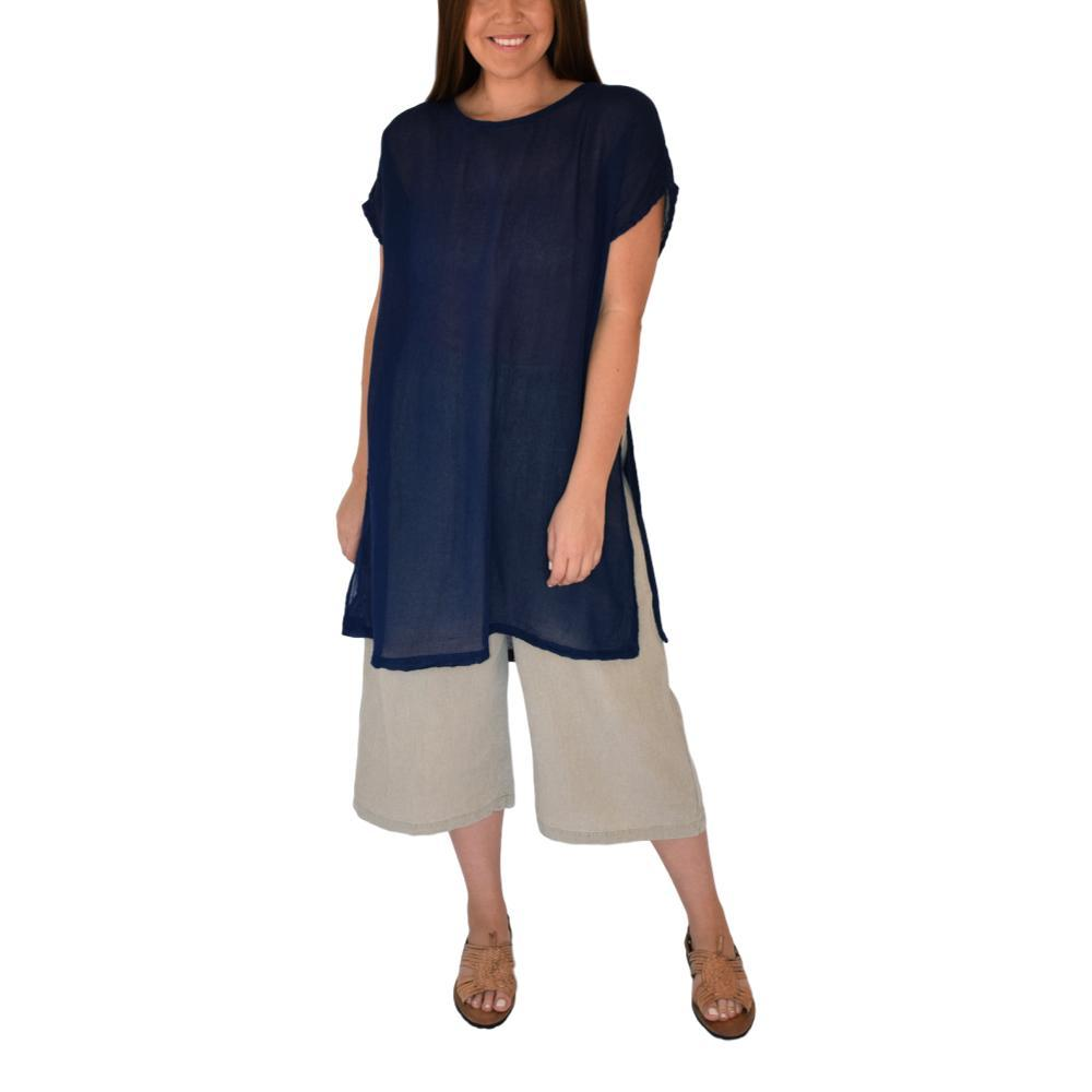 Honest Cotton Laguna Tunic NAVY