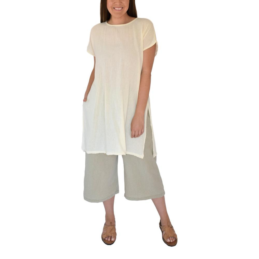 Honest Cotton Laguna Tunic SOFTCREAM