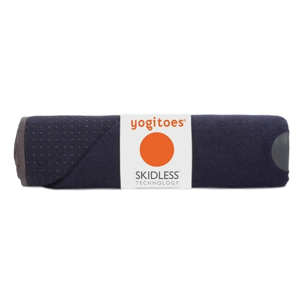Manduka yogitoes Yoga Towel 2.0 - Midnight MIDNIGHT