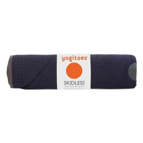 Manduka yogitoes Yoga Towel 2.0 - Midnight Midnight