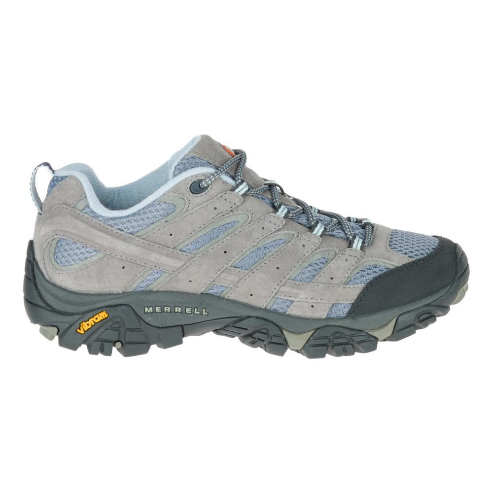 Merrell Women's Moab 2 Ventilator Hiking Shoes SMOKE