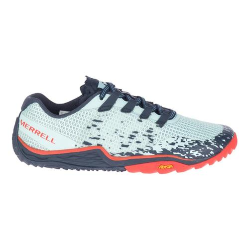 Merrell Women's Trail Glove 5 Running Shoes Aqua