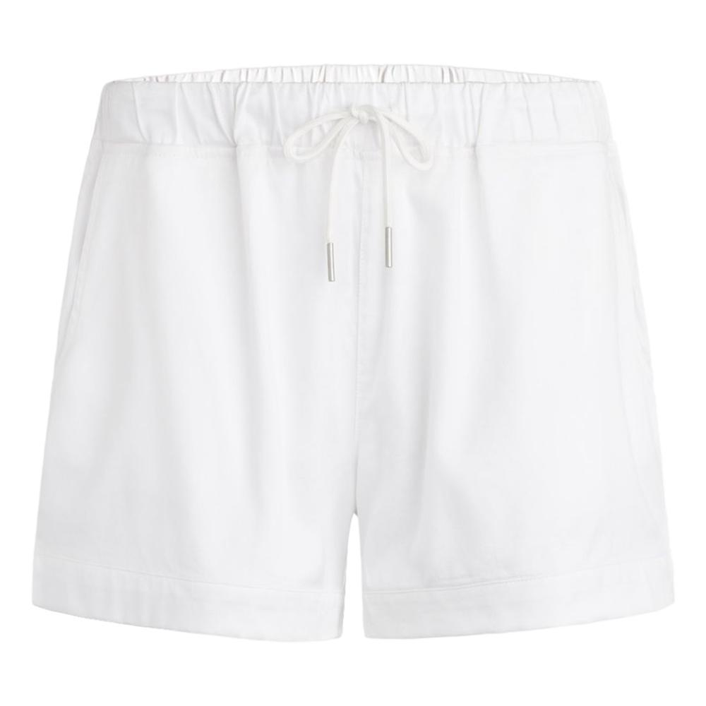 tasc Women's Easy Shorts WHITE