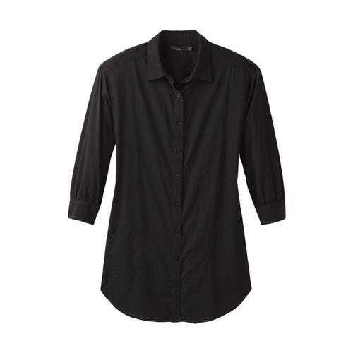 prAna Women's Mauzy Tunic Black