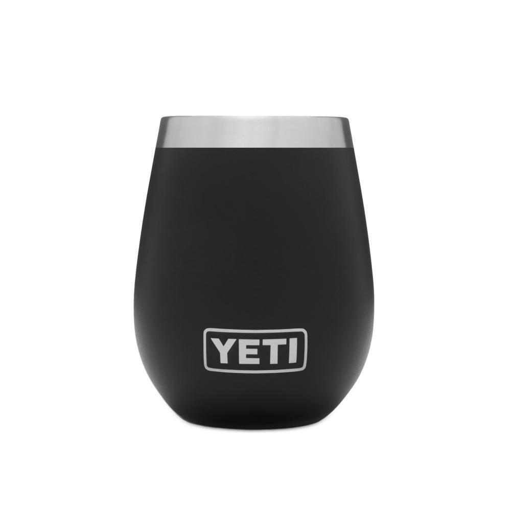 YETI Rambler 10oz Wine Tumbler BLACK