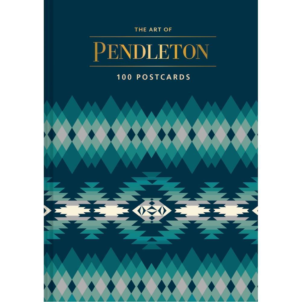 The Art Of Pendleton Postcard Box