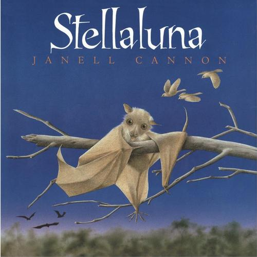 Stellaluna by Janell Cannon