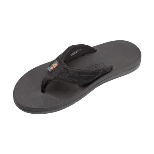 Rainbow Sandals Men's East Cape Sandals Bkbk_black