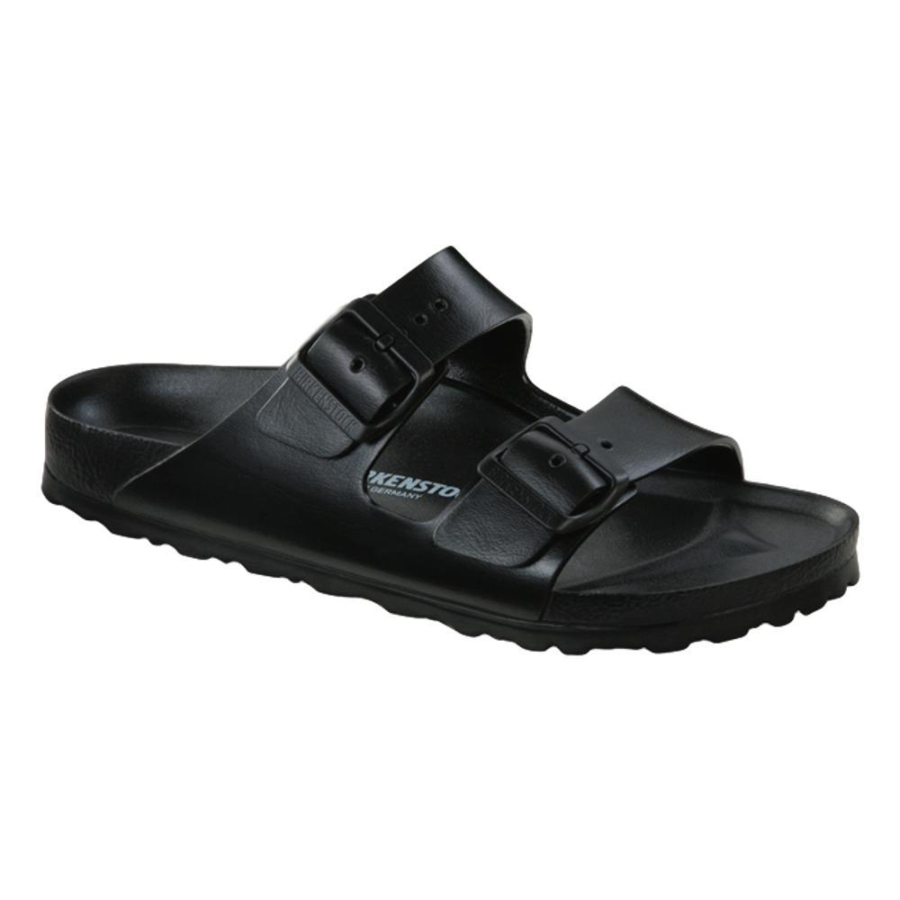 Birkenstock Men's Arizona Essentials EVA Sandals - Regular BLACK