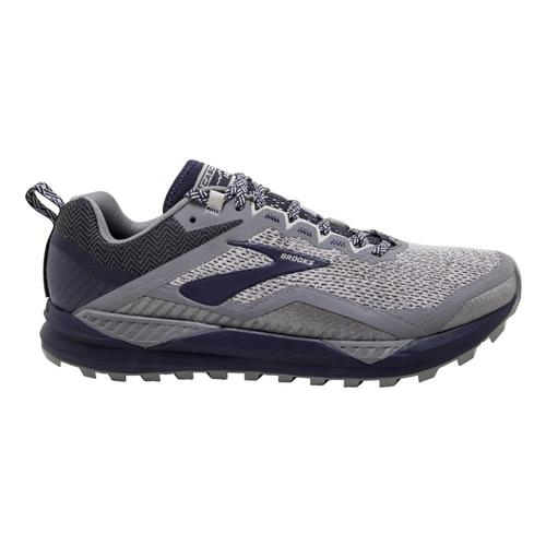 Brooks Men's Cascadia 14 Trail Running Shoes Gry.Nvy_020