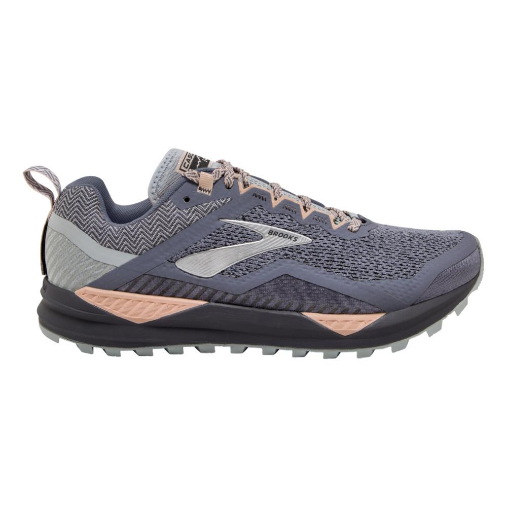 Brooks Women's Cascadia 14 Trail Running Shoes GRY.PCH.PRL_009