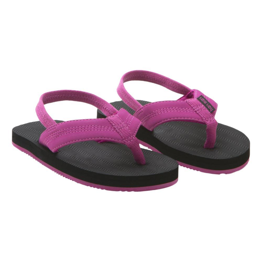 Hari Mari Kids Brazos Flip Sandals BRYBLK_407