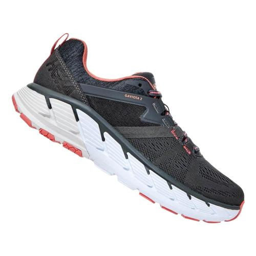 HOKA ONE ONE Women's Gaviota 2 Road Running Shoes Dkshd.Lant_dsln