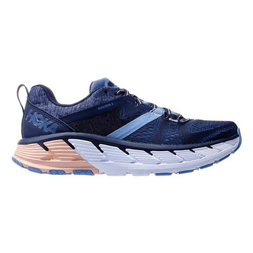 HOKA ONE ONE Women's Gaviota 2 Road Running Shoes Mdindg.Dpnk_midp