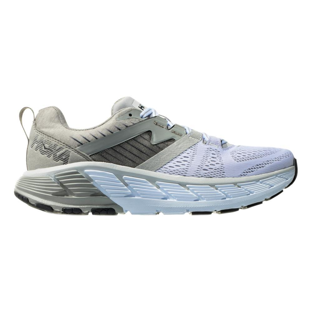 HOKA ONE ONE Women's Gaviota 2 Road Running Shoes WHT.DRZ_WDRZ