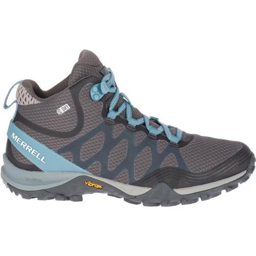 Merrell Women's Siren 3 Mid Waterproof Hiking Boots Bluesmoke