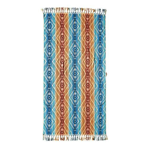 Pendleton Pagosa Springs Spa Towel With Fringe Marine