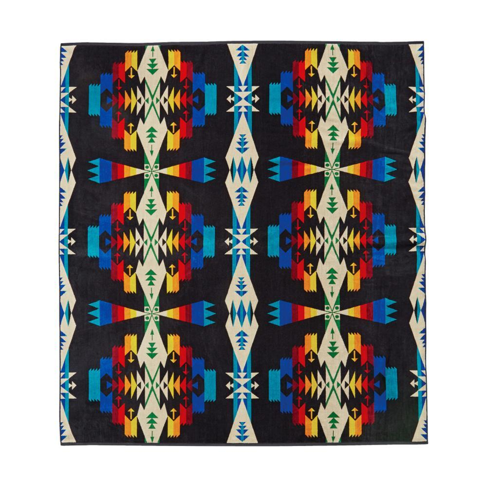 Pendleton Tucson Towel for Two BLACK