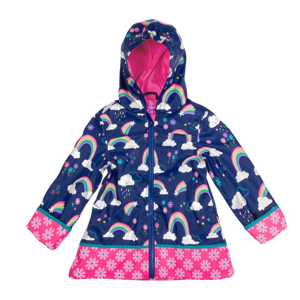 Stephen Joseph Kids Raincoat RAINBOW18Z