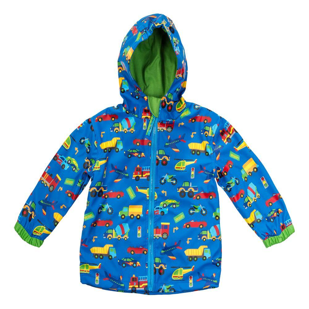 Stephen Joseph Kids Raincoat TRANSPT62Z