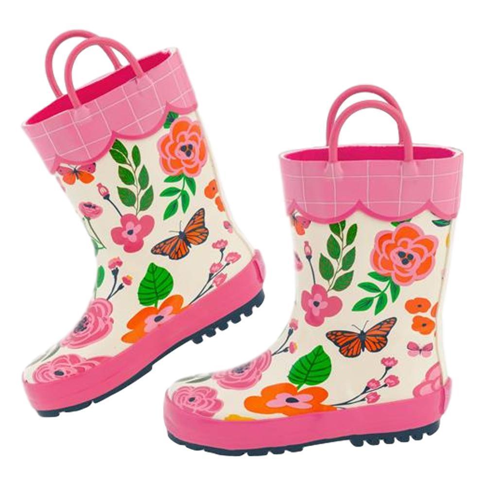 Stephen Joseph Kids Rain Boots BUTRFLY25B