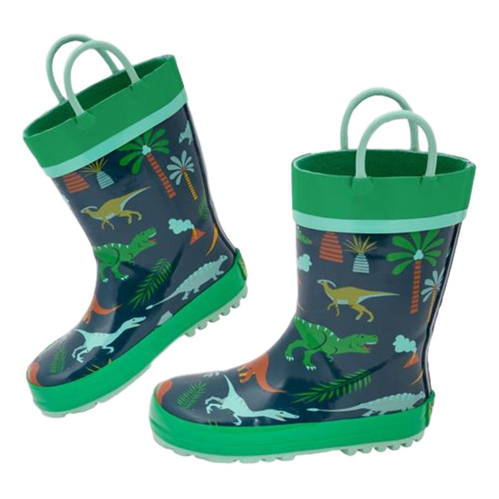 Stephen Joseph Kids Rain Boots DINO59Z