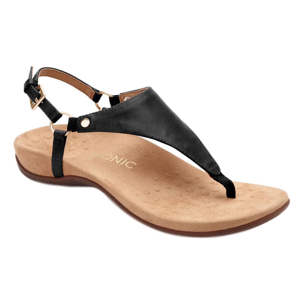 Vionic Women's Rest Kirra Sandals BLK
