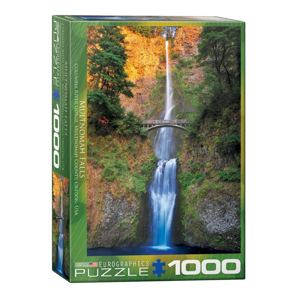 Eurographics Multnomah Falls Oregon 1000- Piece Jigsaw Puzzle