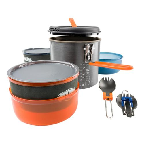 GSI Outdoors Pinnacle Dualist II Backpacking Cookset