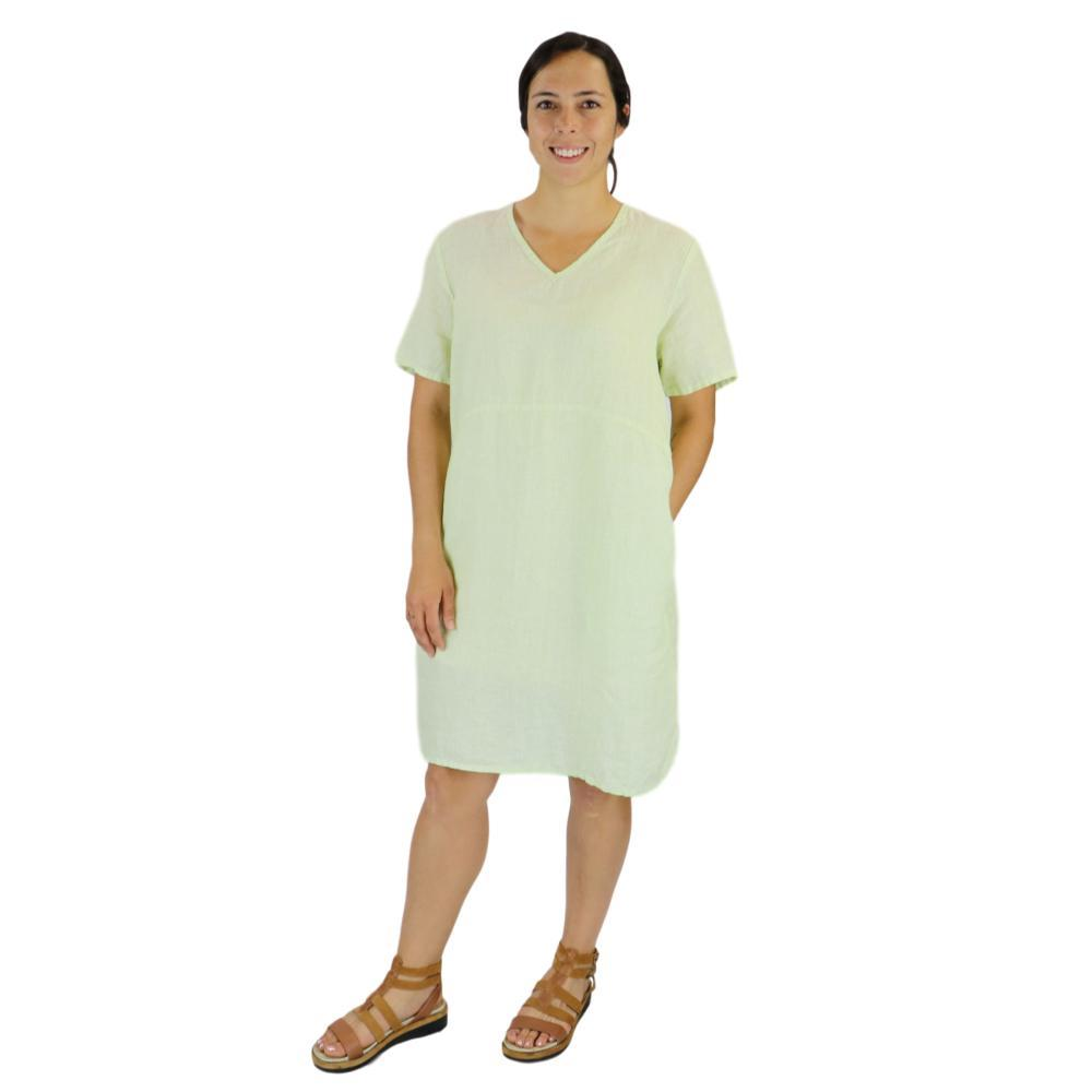 FLAX Women's Tee Shirt Dress PEARSTRIA