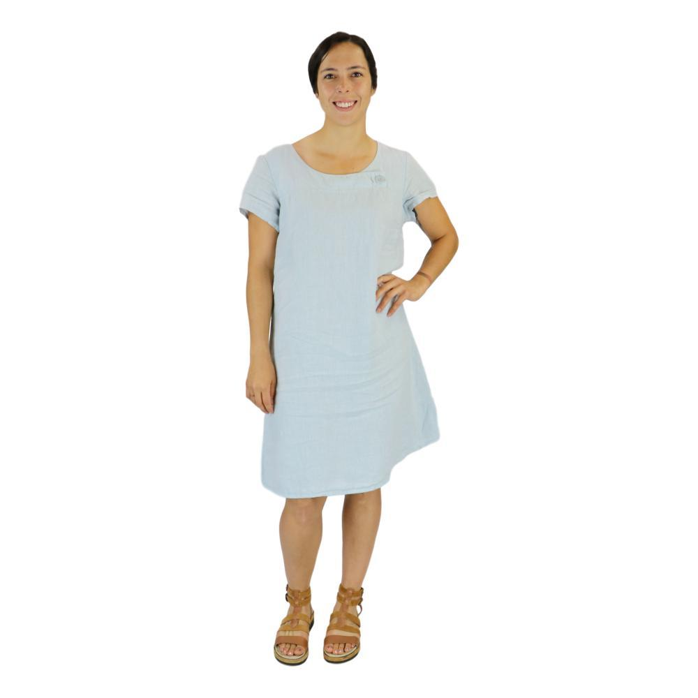 FLAX Women's Button Dress SEAMIST