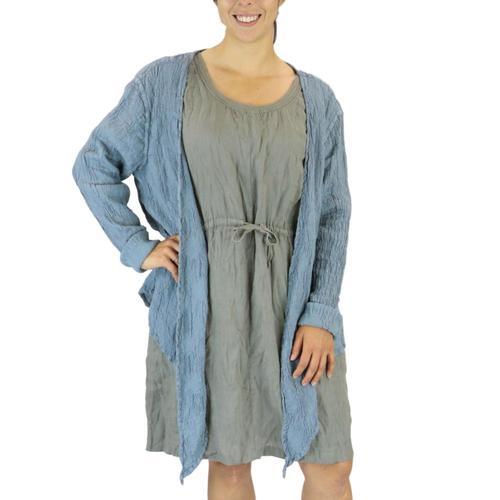 FLAX Urban Shrug Cardigan Bluecorndot