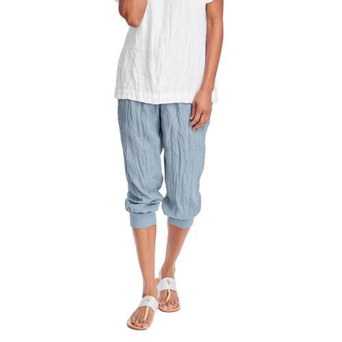 FLAX Women's Free Spirit Pants Bluecorn