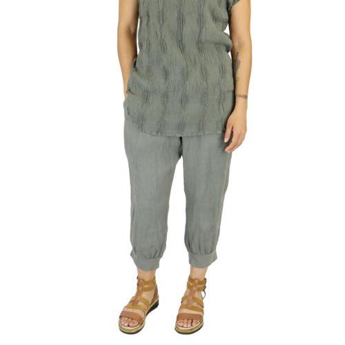 FLAX Women's Free Spirit Pants Rosemary