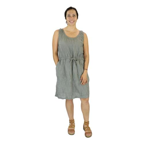 FLAX Metro Dress Rosemary