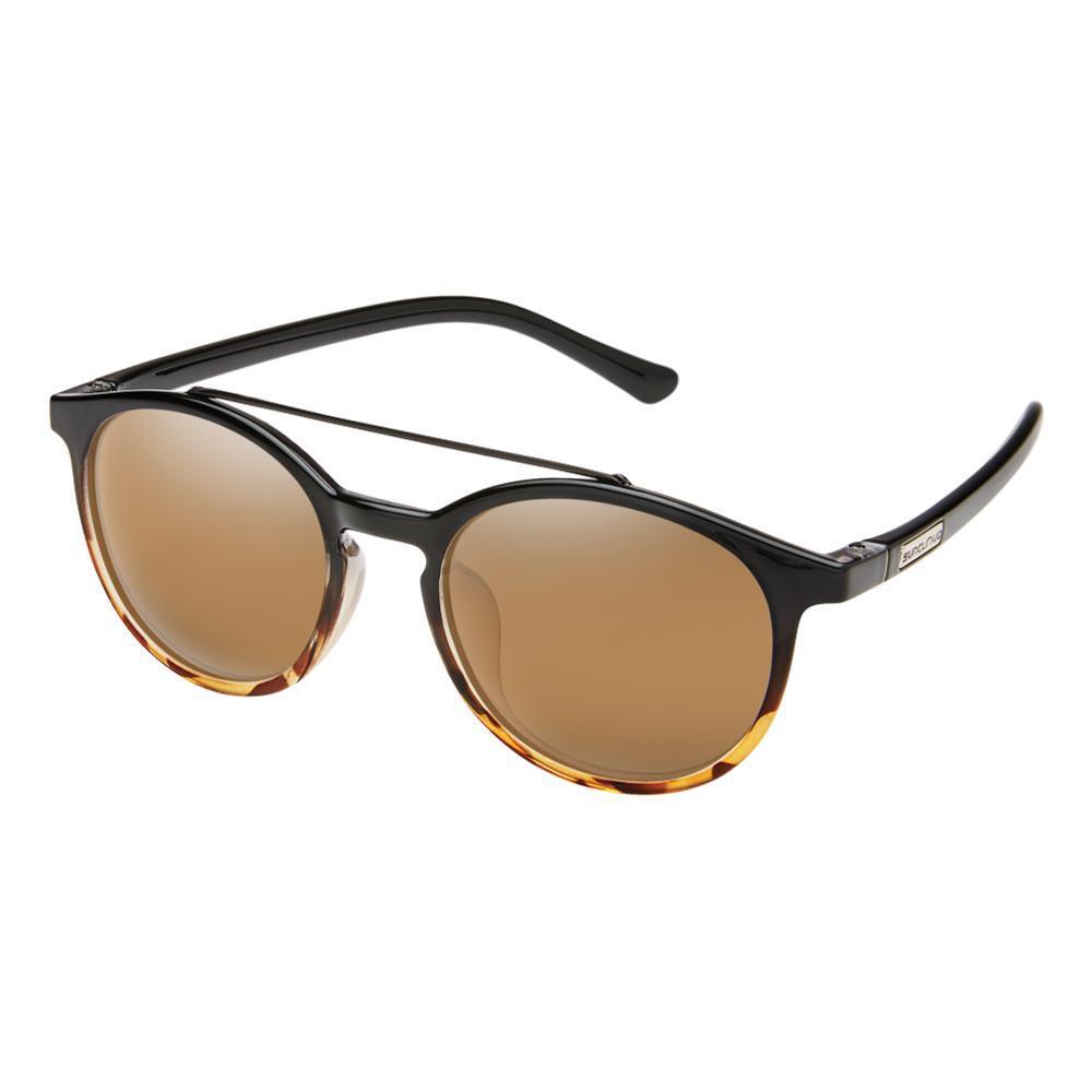 Suncloud Polarized Optics Belmont Polarized Sunglasses BLK/TORTFADE