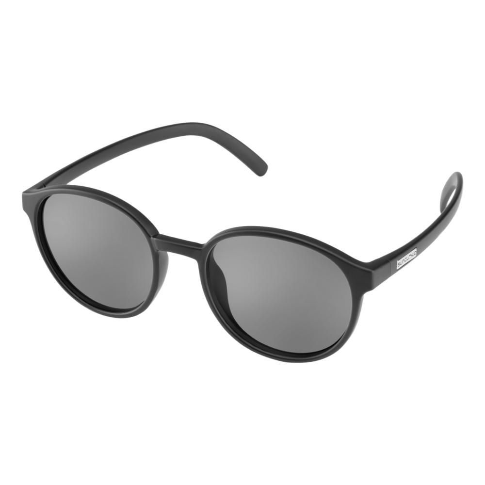 Suncloud Polarized Optics Low Key Polarized Sunglasses MATTEBLACK