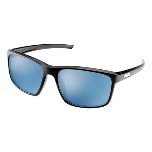 Suncloud Polarized Optics Unisex Respek Sunglasses Black