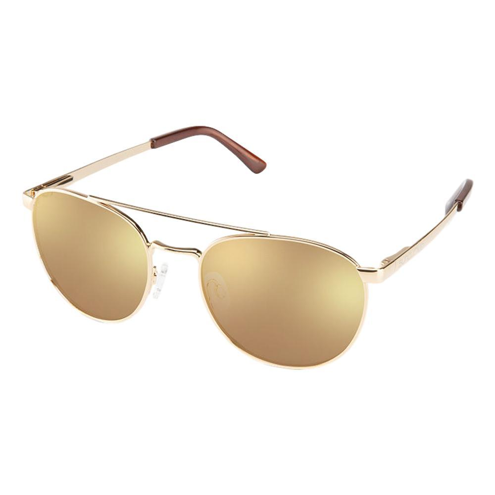 Suncloud Polarized Optics Unisex Motorist Sunglasses GOLD
