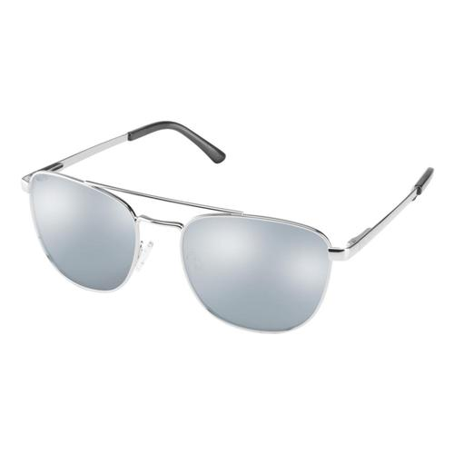 Suncloud Polarized Optics Unisex Fairlane Sunglasses Silver