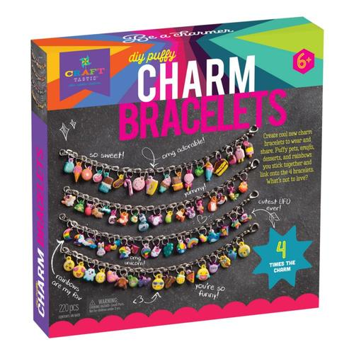 Craft-tastic DIY Charm Bracelets Kit