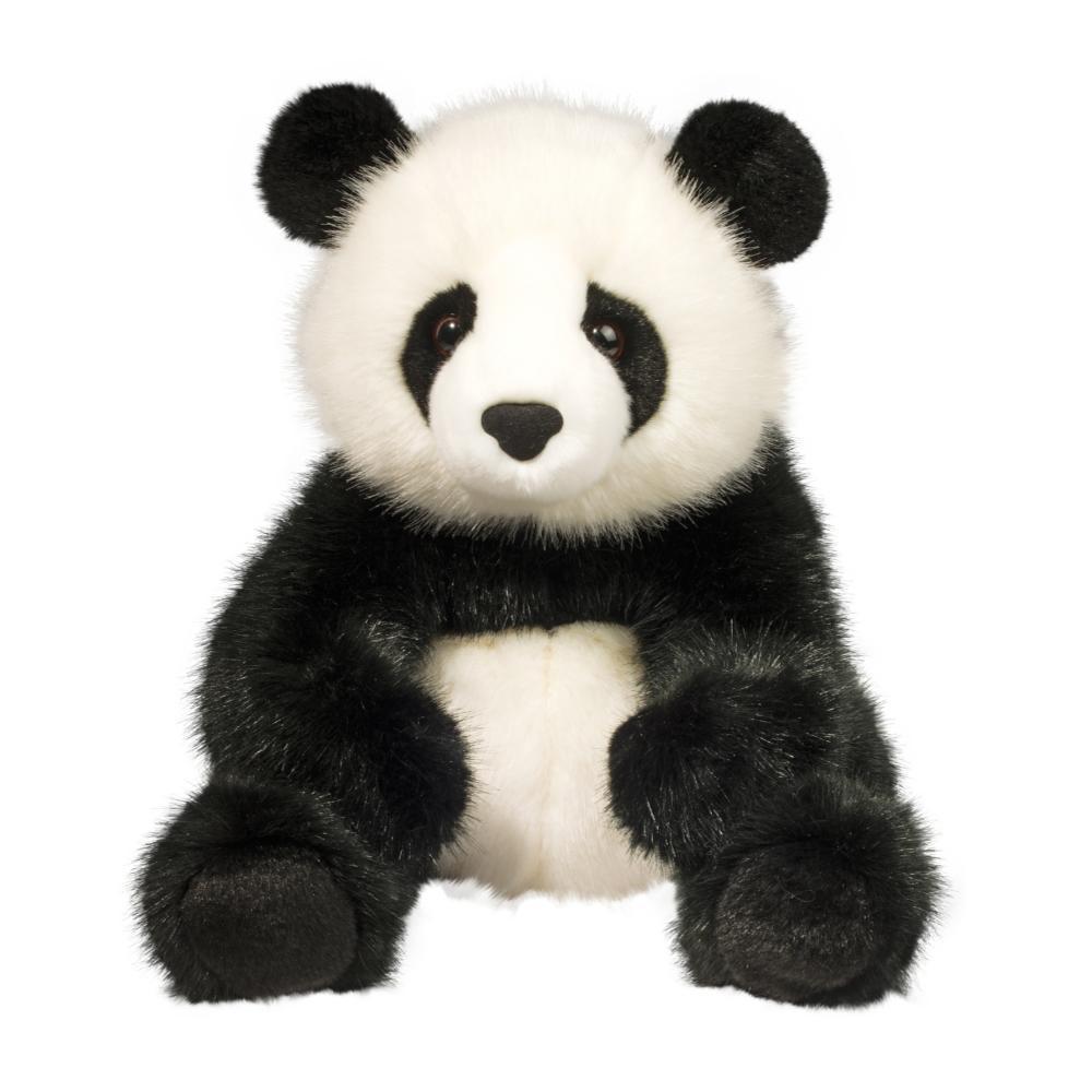 Douglas Toys Emmett Dlux Panda Stuffed Animal