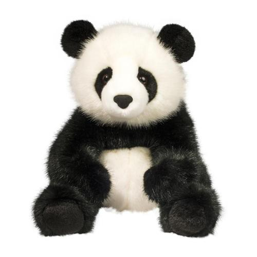 Douglas Toys Emmett Dlux Panda Stuffed Animal