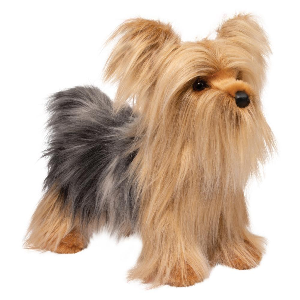 Douglas Toys Brenton Yorkie Stuffed Animal