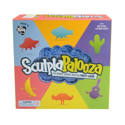 Sculptapalooza Game