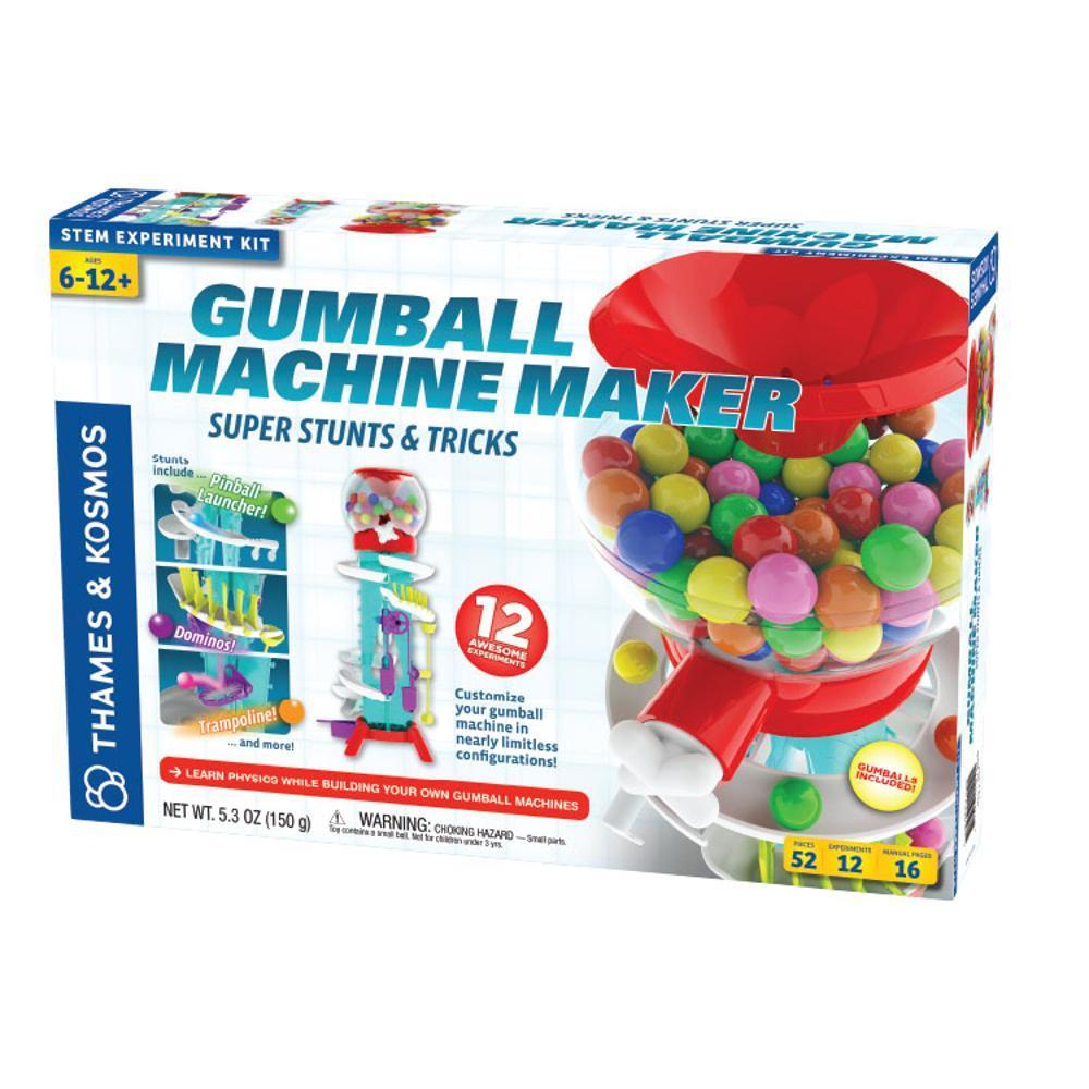 Thames And Kosmos Gumball Machine Maker Kit