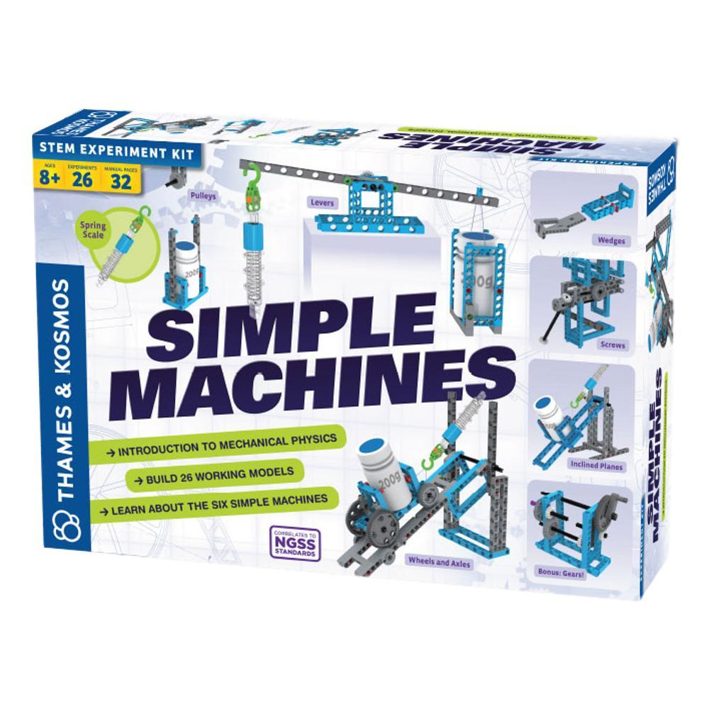 Thames And Kosmos Simple Machines Kit