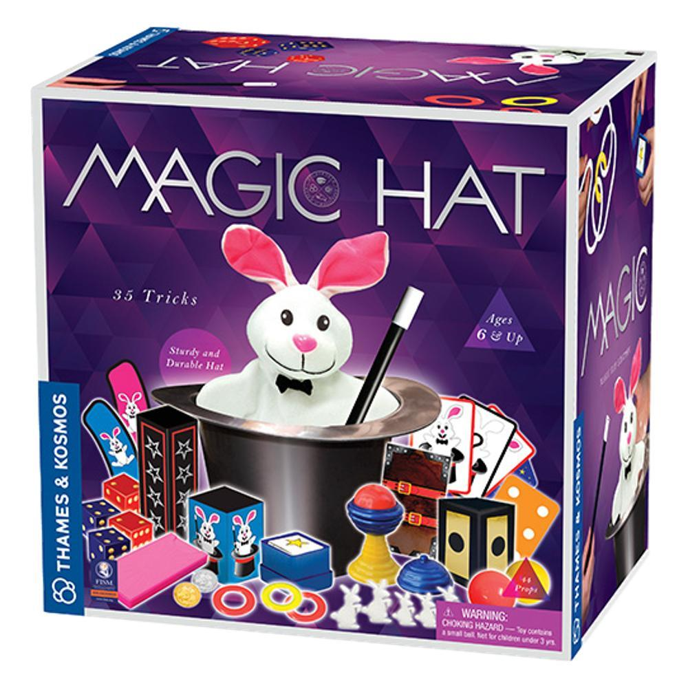 Thames And Kosmos Magic Hat Activity Kit
