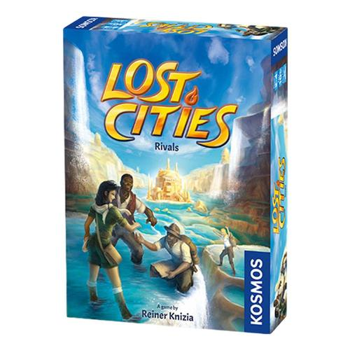 Thames and Kosmos Lost Cities: Rivals Game