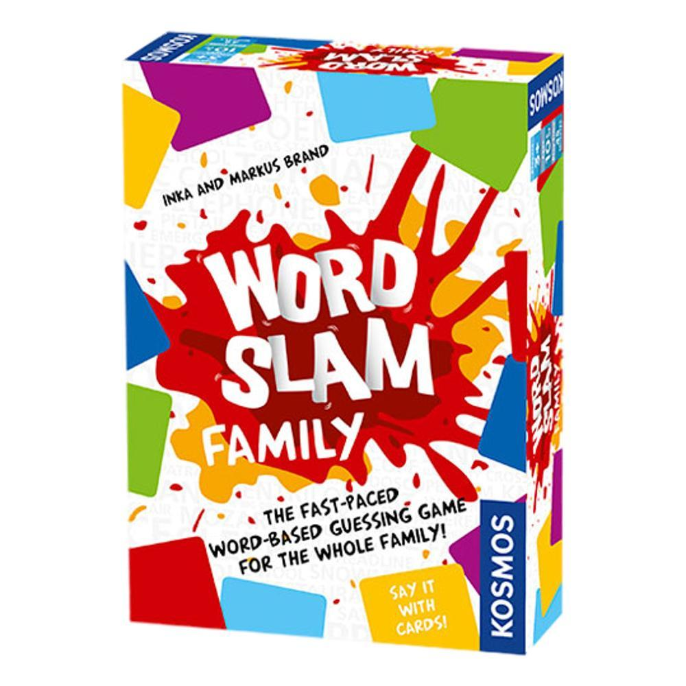 Thames And Kosmos Word Slam Family Game